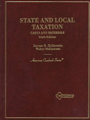 State and Local Taxation