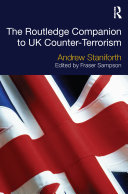 The Routledge Companion to UK Counter-Terrorism Pdf/ePub eBook