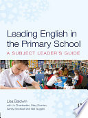 Leading English in the Primary School