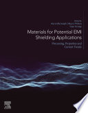 Materials for Potential EMI Shielding Applications Book