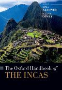 Pdf The Oxford Handbook of the Incas Telecharger