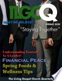 The Living Gospel Church magazine  Men Edition