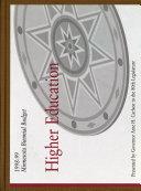 Minnesota     Biennial Budget Book