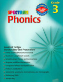 Spectrum Phonics Grade 3