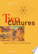 Read Online Two Cultures For Free