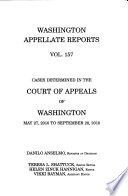 Washington Appellate Reports