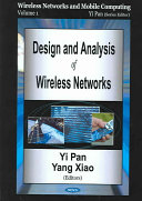 Design and Analysis of Wireless Networks