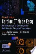 Cardiac Ct Made Easy Book PDF