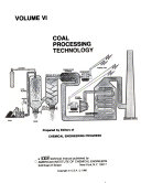Coal Processing Technology