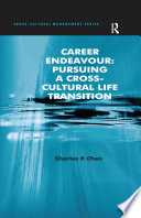Career Endeavour  Pursuing a Cross Cultural Life Transition