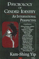 Psychology of Gender Identity Book