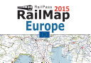 Rail Map Europe 2015