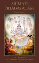 Pdf Srimad-Bhagavatam, Sixth Canto Telecharger