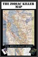 The Zodiac Killer Map