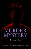 MURDER MYSTERY Boxed Set  Action Thrillers   Detective Tales