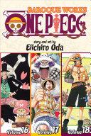 One Piece  Omnibus Edition   Vol  6