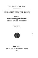 The Works of Edgar Allan Poe /: On poetry and the poets