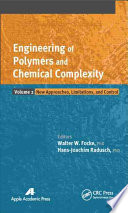 Engineering of Polymers and Chemical Complexity Book