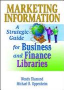 Marketing Information Book