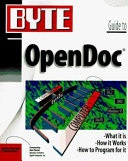 Byte Guide to OpenDoc