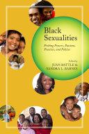 Black Sexualities Book