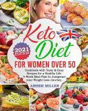 Keto Diet for Women Over 50 UK Edition