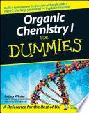 List of Dummies Organic Chemistry E-book