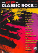 The Giant Classic Rock Piano Sheet Music Collection