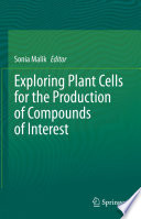 Exploring Plant Cells for the Production of Compounds of Interest