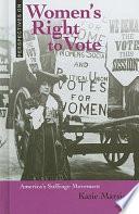 Women S Right To Vote