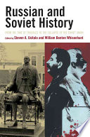 Russian and Soviet History