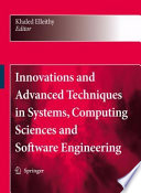 Innovations and Advanced Techniques in Systems  Computing Sciences and Software Engineering