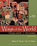 Ways of the World with Sources for AP  Book