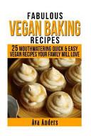 Fabulous Vegan Baking Recipes