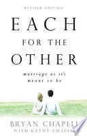 Each for the Other Book
