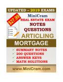 MiniCram OREA Exam Mortgage Financing