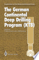The German Continental Deep Drilling Program (KTB)