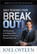 Daily Readings from Break Out! Pdf/ePub eBook