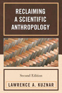 Reclaiming a Scientific Anthropology Book