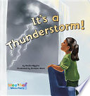 It's a Thunderstorm! Pdf/ePub eBook