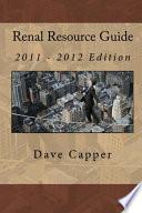 Renal Resource Guide