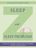 An Occupational Therapist's Guide to Sleep and Sleep Problems Pdf/ePub eBook