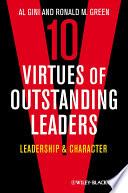 10 Virtues of Outstanding Leaders