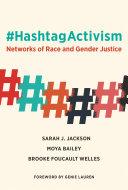 #HashtagActivism Book