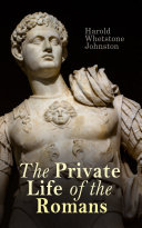 Pdf The Private Life of the Romans Telecharger