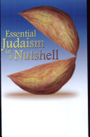 Essential Judaism In A Nutshell Book PDF