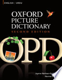 Oxford Picture Dictionary English-Urdu Edition: Bilingual Dictionary for Urdu-speaking teenage and adult students of English