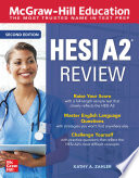McGraw Hill Education HESI A2 Review  Second Edition
