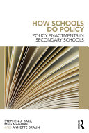 How Schools Do Policy