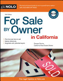 For Sale by Owner in California Book